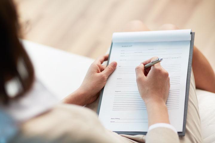 medical-paperwork